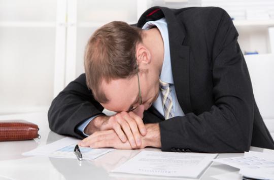 Bore-out : un salarié porte plainte pour \