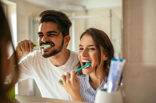 Pour protéger votre coeur, brossez-vous bien les dents!
