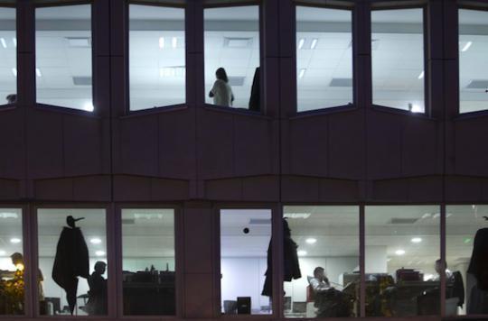 Le risque d'AVC augmente avec la durée du travail