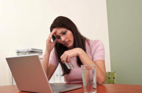 Le stress doublerait le risque d'infertilité chez la femme