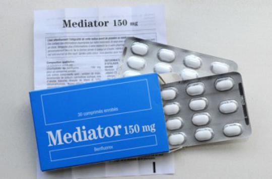 Mediator : un meilleur suivi aurait évité des centaines de prescriptions