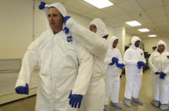 Ebola : un cas probable hospitalisé à l'hôpital Bichat