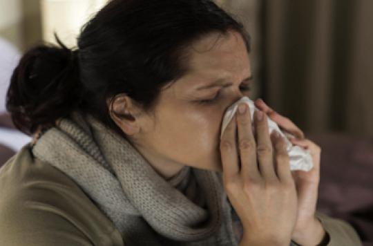 Bilan officiel de l'épidémie de grippe : courte et de faible intensité