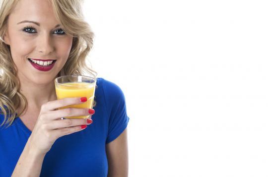 Un jus de fruit sur quatre est plus sucré que le Coca