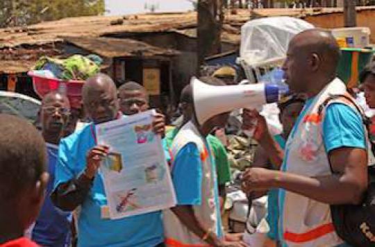 Ebola : un professionnel de santé à l'origine de la propagation du virus