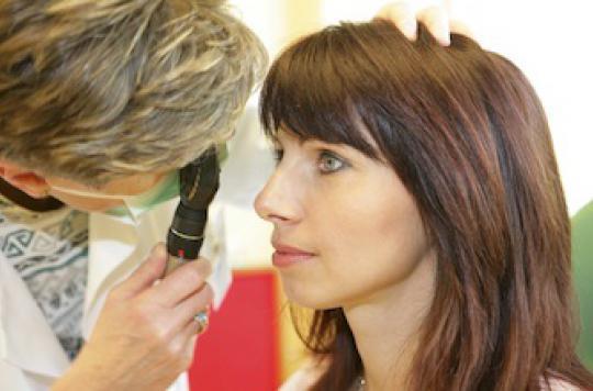 Glaucome : la pilule augmente le risque