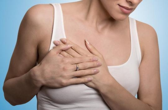 Cancer du sein : les femmes en couple subiraient moins de troubles sexuels que les autres