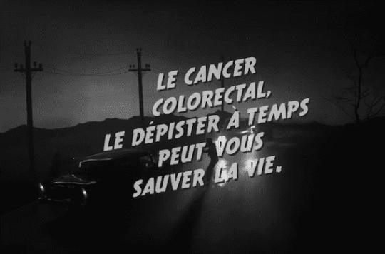 Cancer colo-rectal : un \