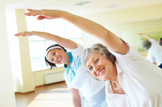 Cancer du sein : l'exercice physique atténue les troubles de mémoire