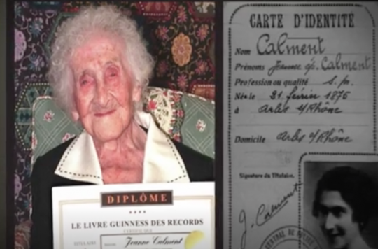 Des chercheurs russes contestent la longévité de Jeanne Calment