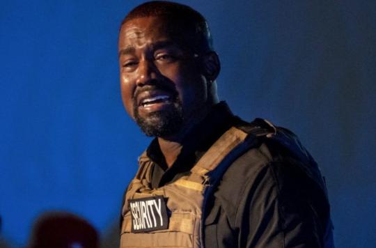 Discours politique de Kanye West : \