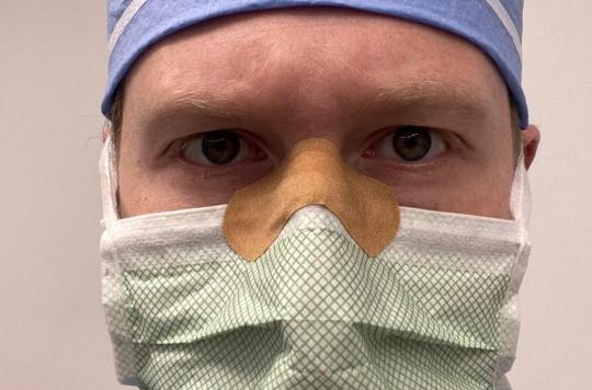 Covid-19 : ce chirurgien a trouvé \