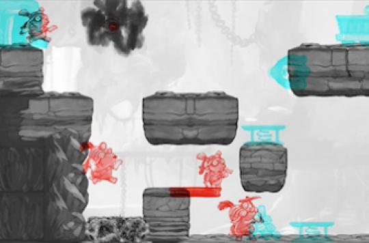 Syndrome de l'œil paresseux : un jeu video aide à retrouver la vue