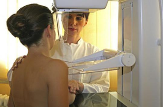 Cancer du sein : un dépistage organisé avant 50 ans réduirait la mortalité
