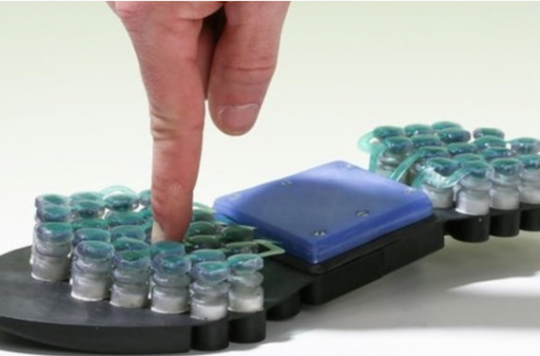 Diabète : une chaussure connectée pour éviter l'amputation