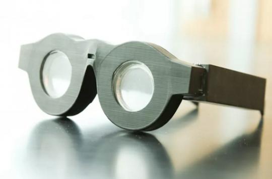 Presbytie : un Américain créé les premières lunettes intelligentes