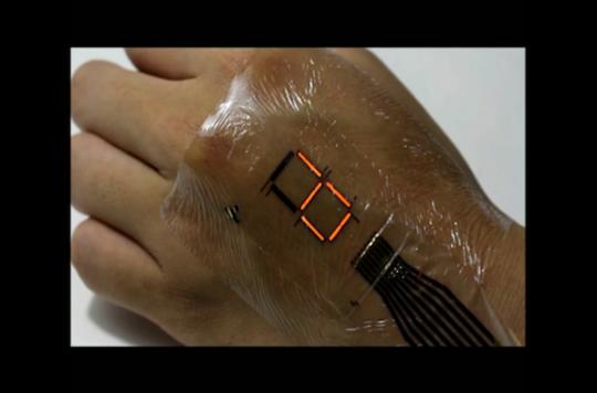 Un patch sur la peau pour mesurer sa fréquence cardiaque
