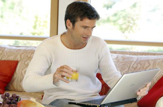 Perte de poids : le coaching par internet évalué à l'hôpital