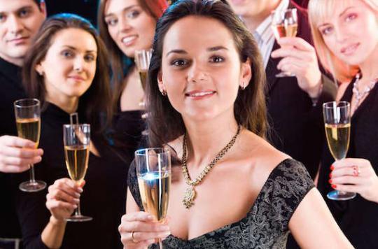 Boire quatre verres d'alcool par jour double le risque de cancer