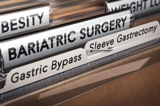Chirurgie bariatrique: perdre du poids avant l'opération améliore le pronostic