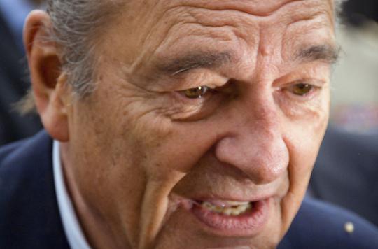 Jacques Chirac passera les fêtes de noël en famille
