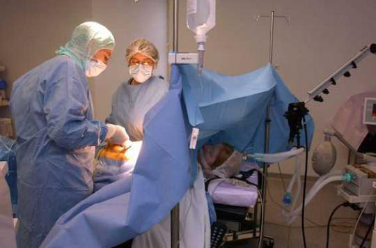 Chirurgie bariatrique : l'espérance de vie des opérés augmente