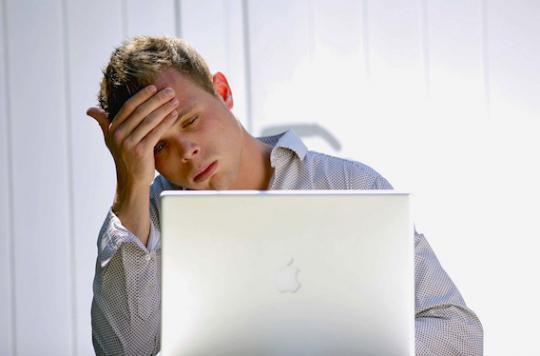 Deux fois plus de dépressifs chez les jeunes sans emploi