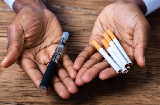E-cigarette : un cancer du poumon contracté par 22 % des souris testées