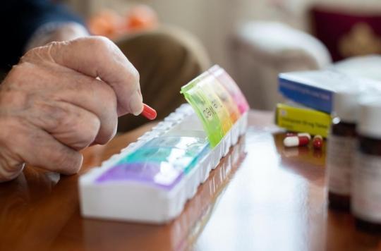Un médicament contre l'hypertension permettrait d'augmenter l'espérance de vie