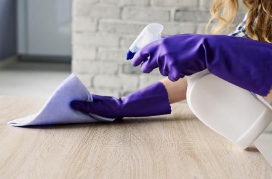Comment cuisiner et faire le ménage polluent l'air de nos intérieurs