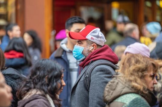 Coronavirus : la situation continue de s'aggraver en France