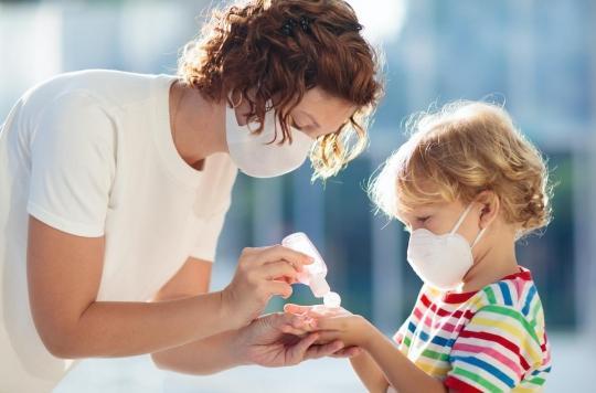 Faut-il parler aux enfants du coronavirus?