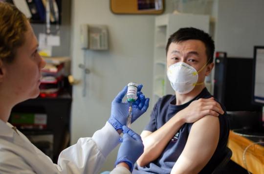 Coronavirus : Pasteur espère un vaccin dès 2021