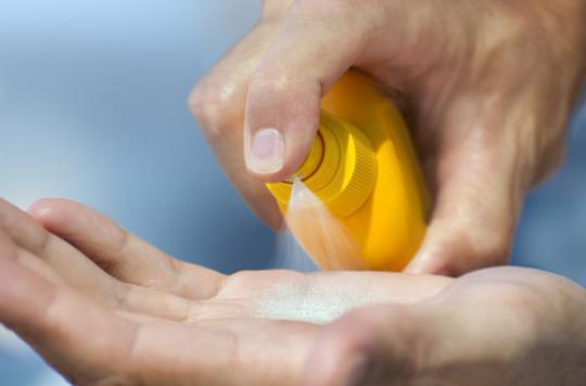 Crèmes solaires : une majorité de Français leur font confiance