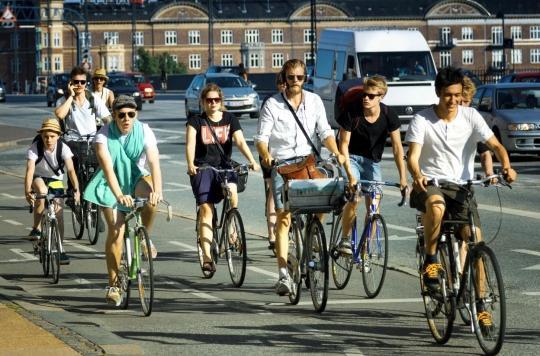 Vélo : toujours plus de pratiquants !