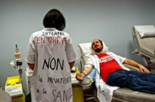 Internes : un hôpital sur cinq n'applique pas le repos de sécurité