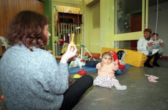 Prisons : rapprocher la mère de l'enfant