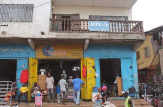 Ebola : des infections en Afrique de l'Ouest dès 2006