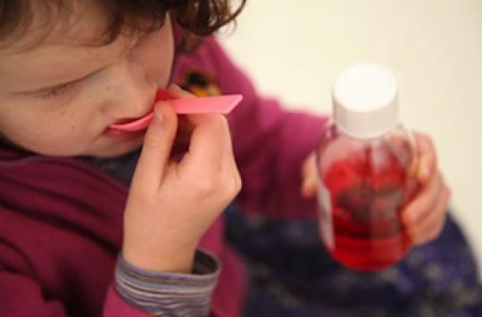 Médicament pour enfants : des erreurs de dosage avec les cuillères
