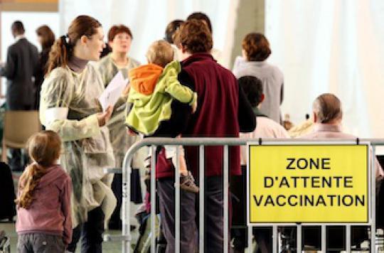 Vaccination : la crise de confiance des Français remonte à la grippe H1N1