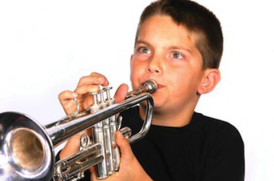 La musicothérapie efficace dans la dépression des enfants