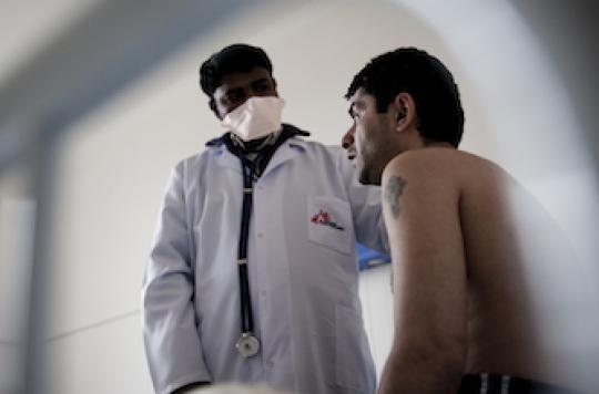 L'innovation au service de la médecine humanitaire