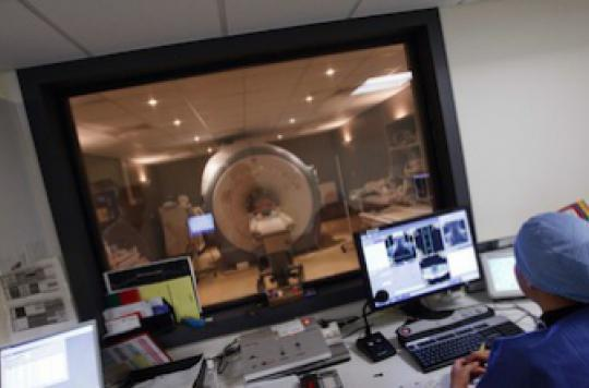 Examens d'IRM : les radiologues contredisent la sécu sur les abus