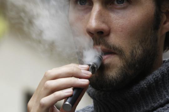 La cigarette électronique ne nuit pas à l'oxygénation du coeur