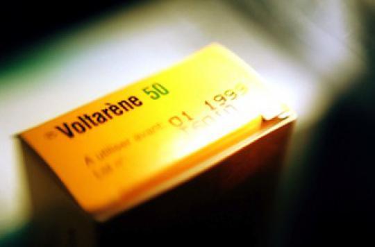 Voltarène : l'Agence du médicament restreint les indications