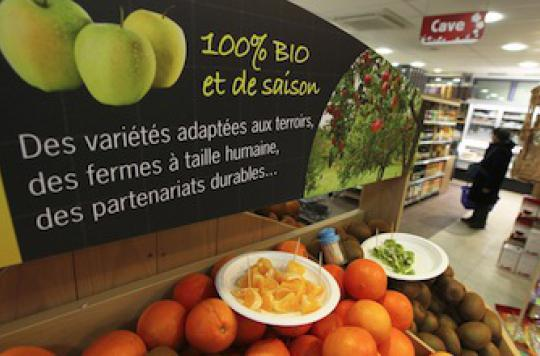 Alimentation : les amateurs de produits bio moins victimes d'obésité