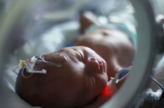Bébés prématurés : prévenir les lésions cérébrales avec une hormone