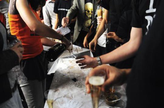 Alcool : 3 étudiants sur 4 boivent avant d'aller en soirée