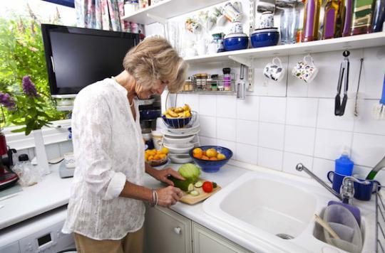Un régime riche en fruits et légumes réduit le déclin cognitif