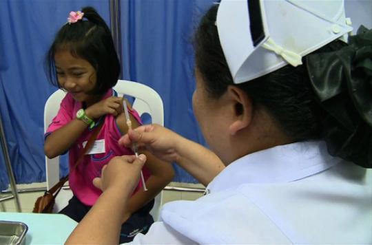 Dengue : le vaccin n'est pas recommandé à La Réunion